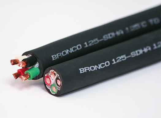 bronco brand cable
